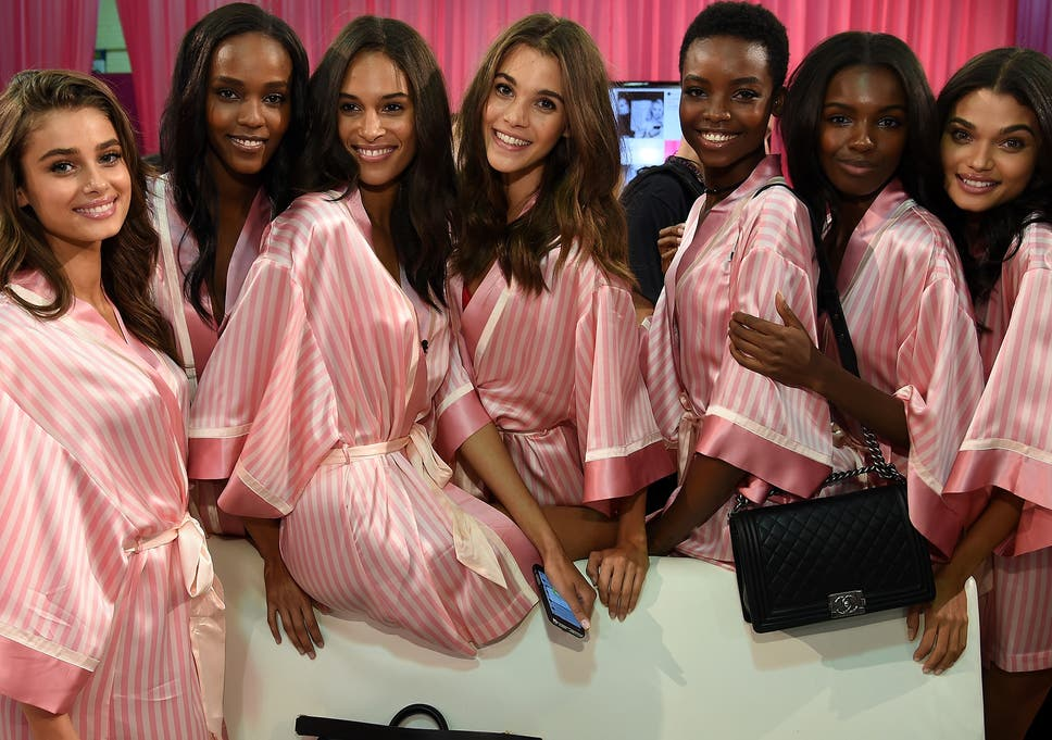 32cf1391d7  The Victoria s Secret Angels love our program because it s something they  can do and still.