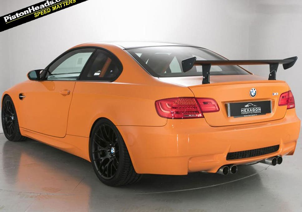 Bmw M3 Gts And Crt They Don T Get Much Rarer Than These Two The