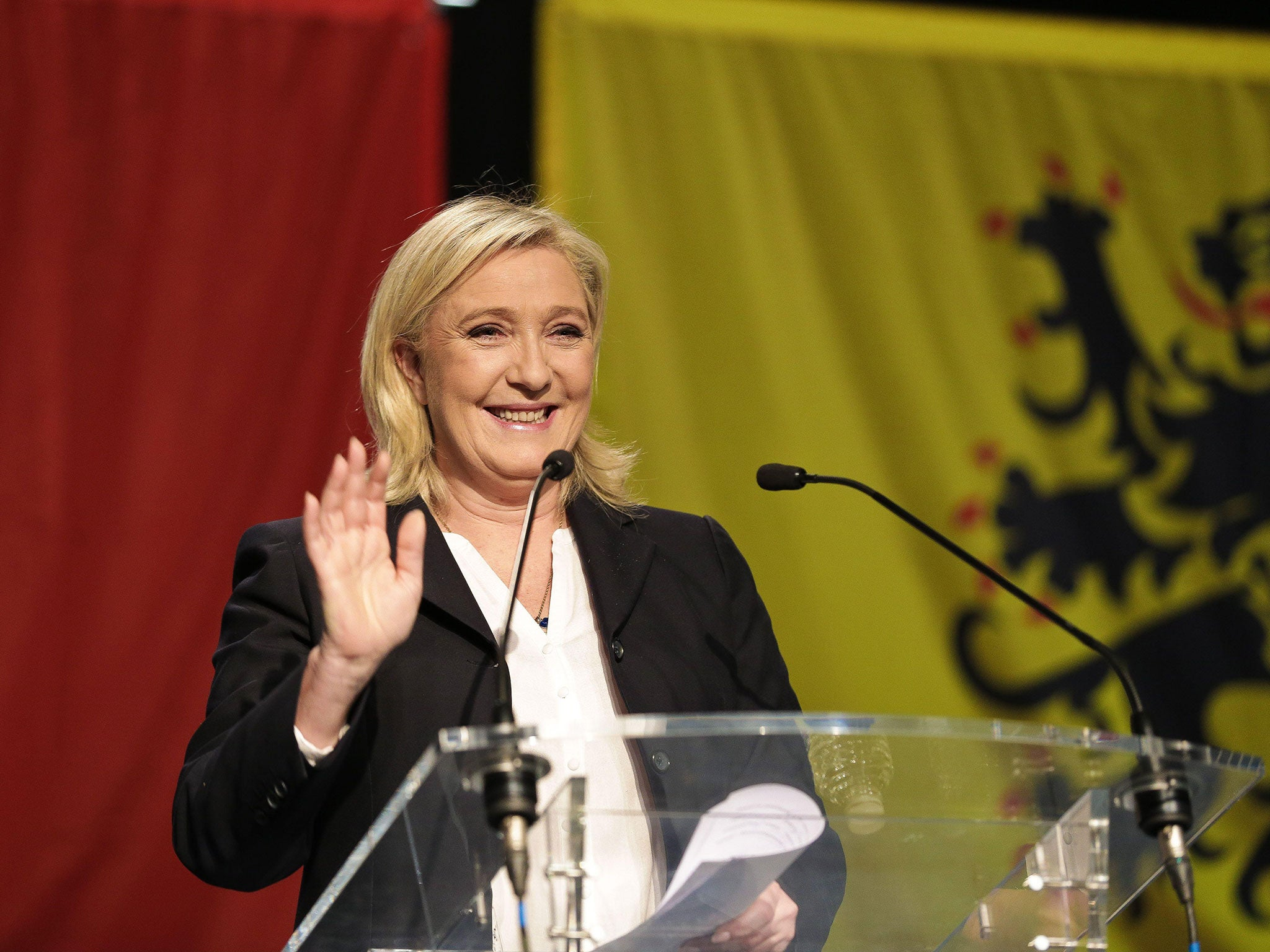 This is democracy – Marine Le Pen deserves the test of ...