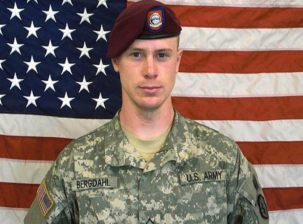 Sergeant Bowe Bergdahl breaks his silence to the popular 'Serial' podcast.