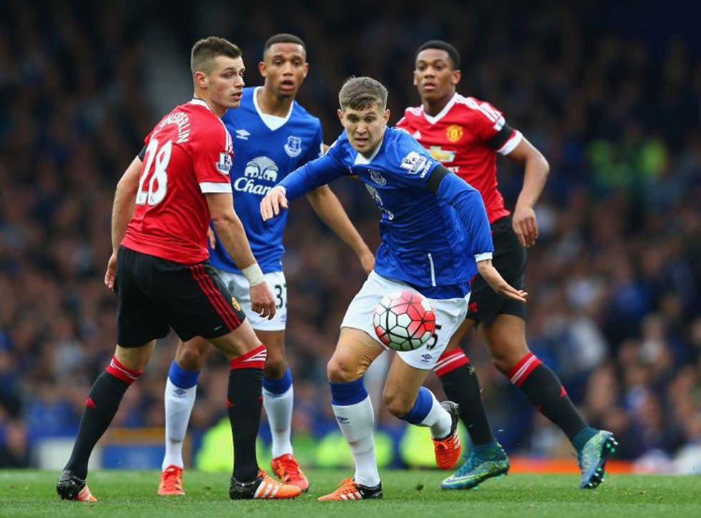 John Stones has had a fantastic season at Everton