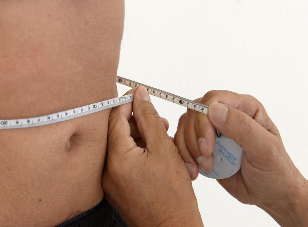 Almost two-thirds of women (62%) aged 45 to 54 were classified as overweight or obese in 2013.