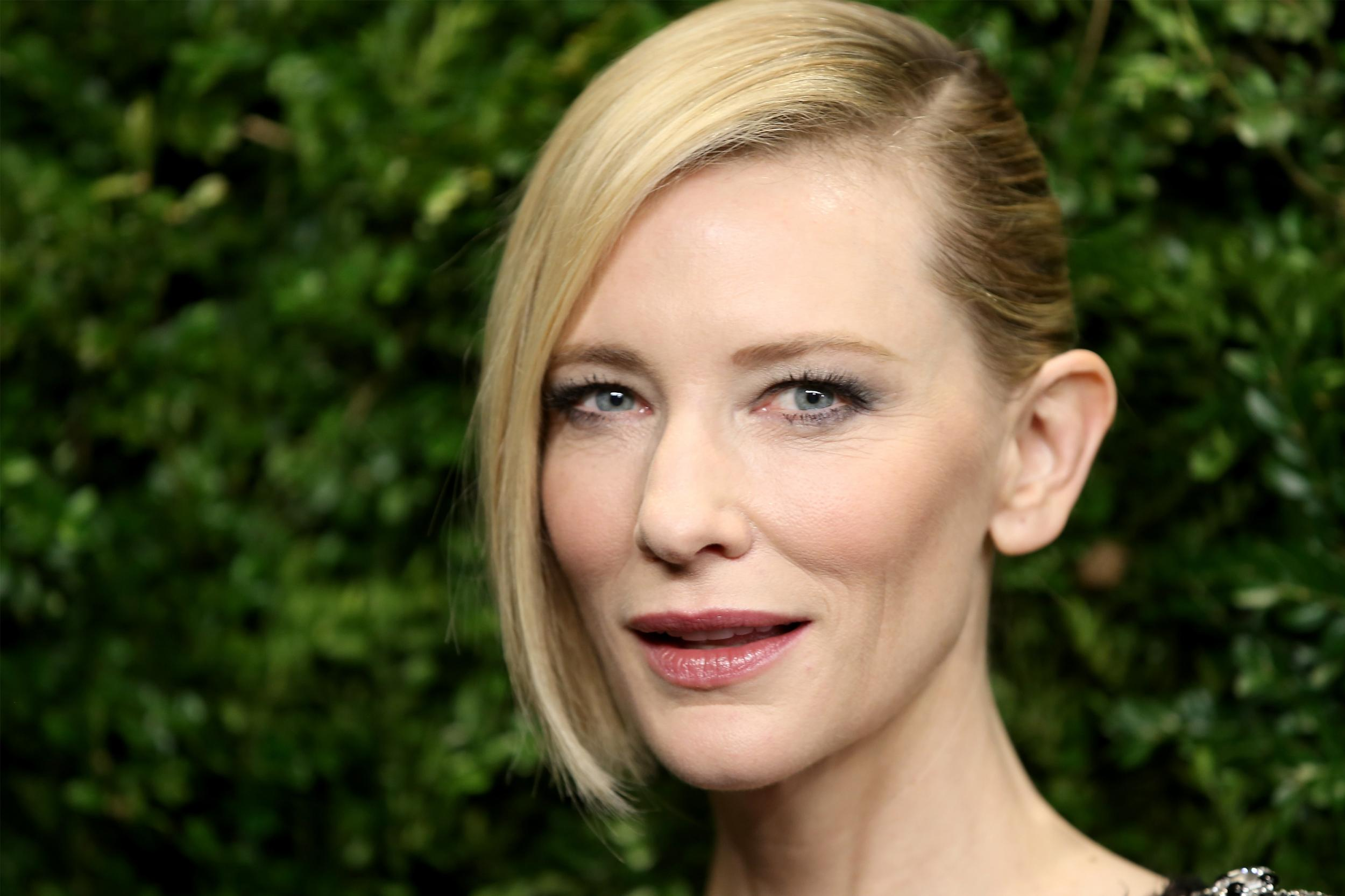 Cate Blanchett: My moral compass is my vagina | The Independentindependent_brand_ident_LOGOUntitled