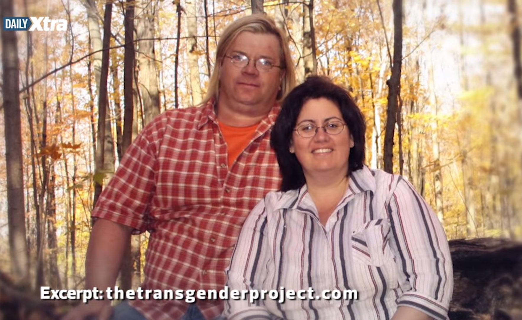 Transgender father Stefonknee Wolscht leaves family in