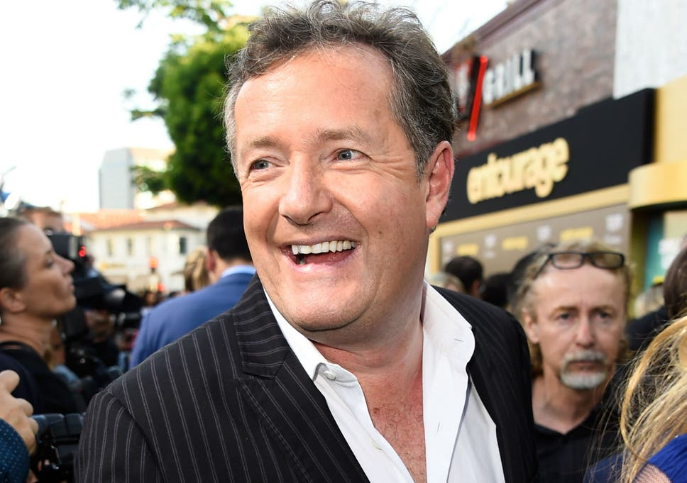 Piers Morgan vows to get 'spectacularly drunk' after phone-hacking