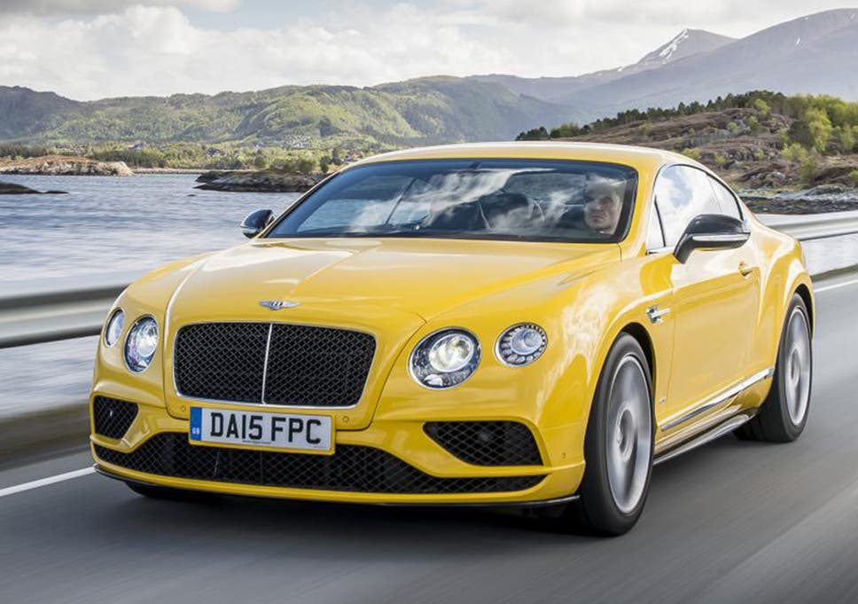 Bentley Continental Gt V8 S Car Review Twin Turbos Enhance V8 For