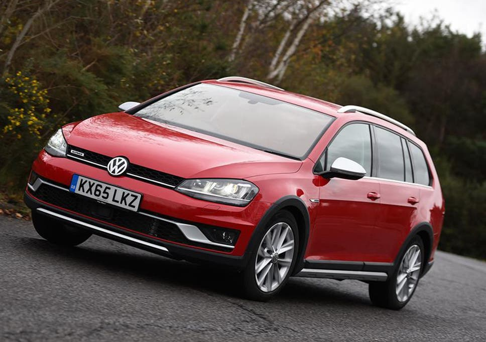 Vw Golf Alltrack 20 Tdi 150 Car Review Only The Price May Make