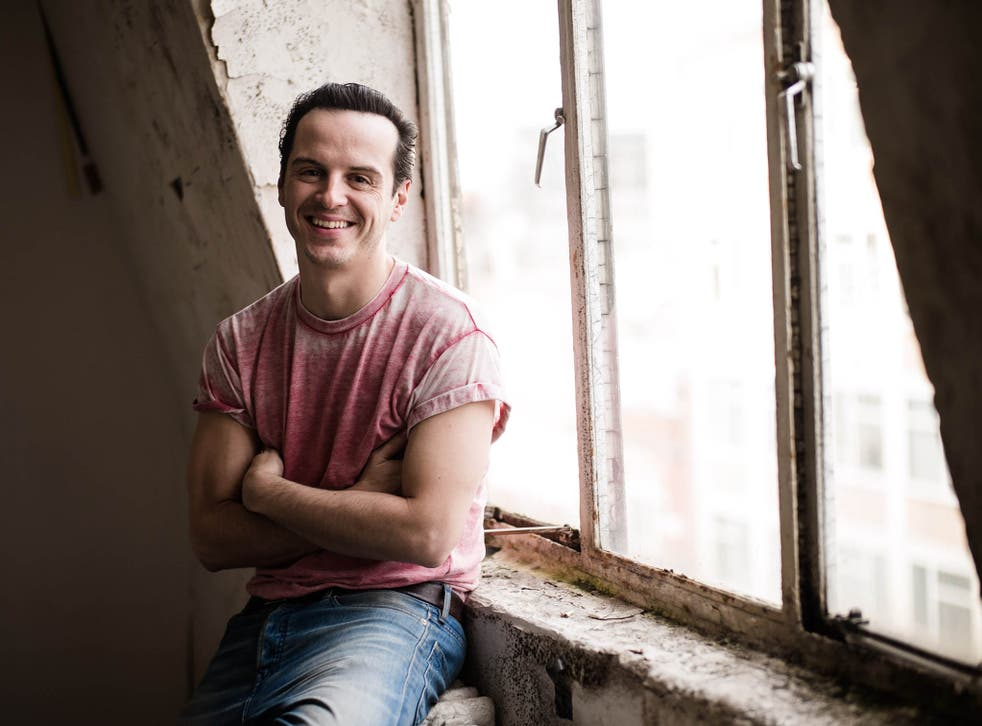 Andrew Scott, Irish film, television, and stage actor. He is best known for his role as Jim Moriarty in the BBC series Sherlock