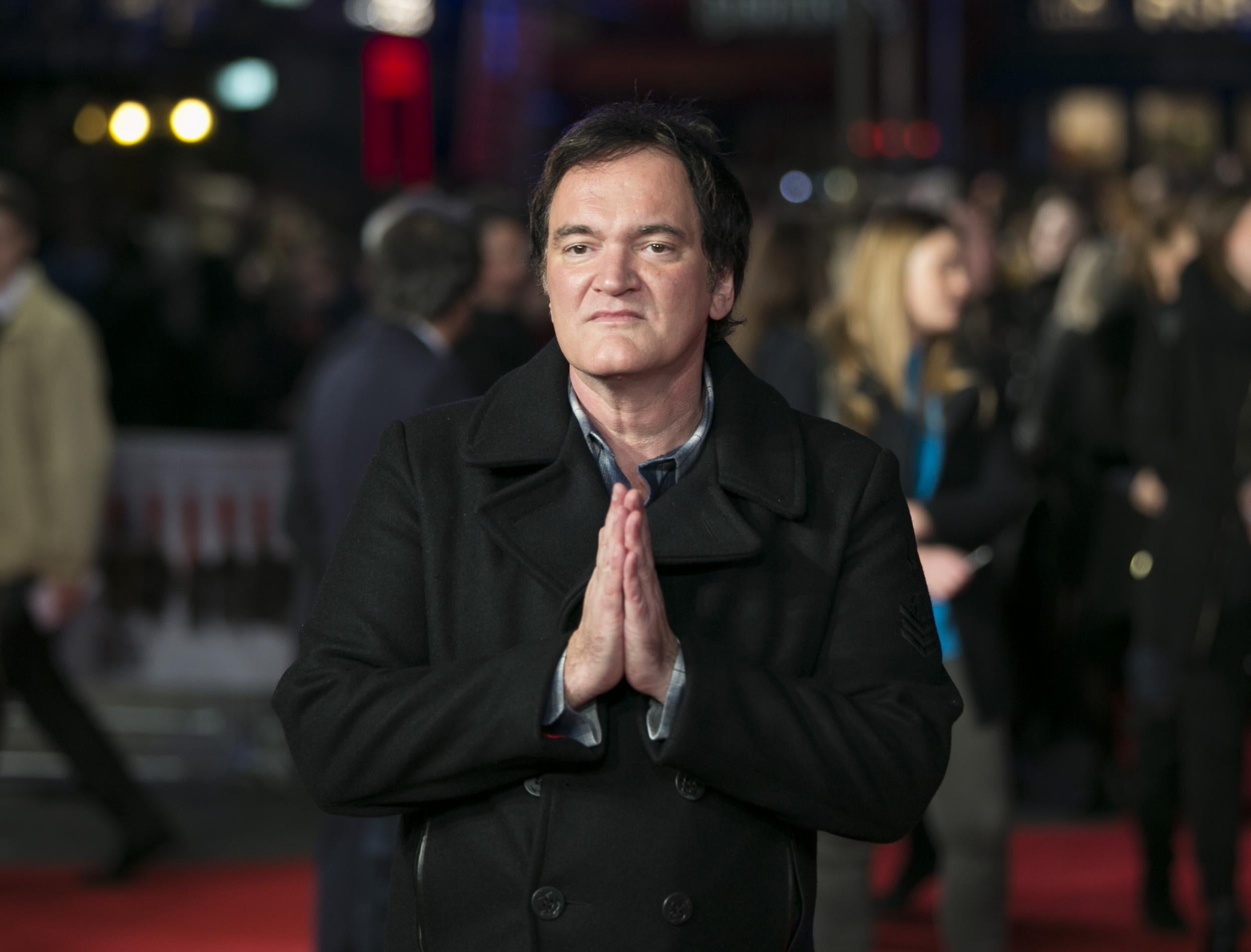 Quentin Tarantino wants to write novels and plays after his