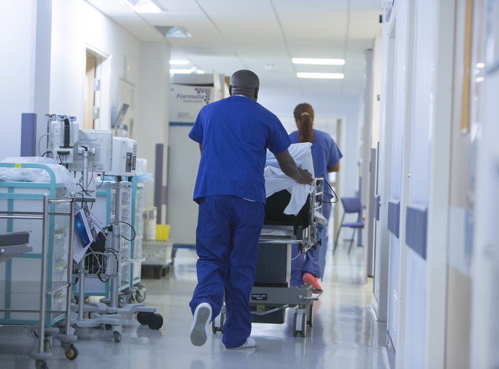 Only 26 per cent of nurses and midwives felt staffing levels were high enough