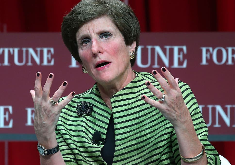 Irene Blecker Rosenfeld Chairwoman And Ceo Of Mondelez International Speaks During The Fortune Summit On
