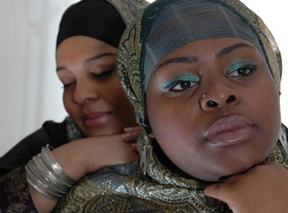 Poetic Pilgrimage's Muneera and Sukina