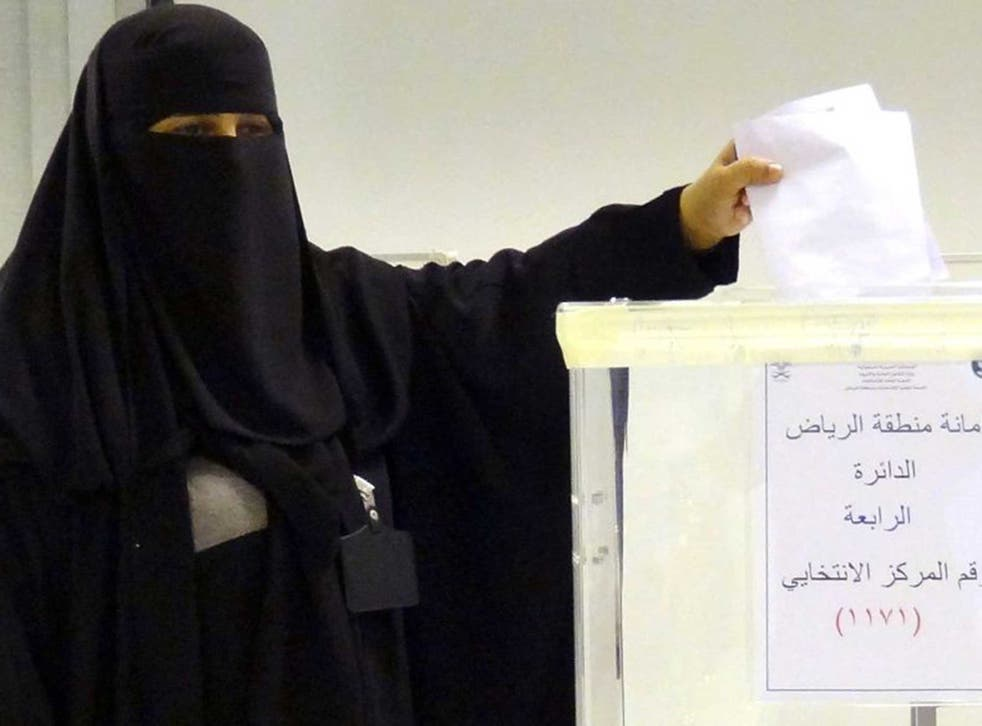 Women face a huge number of difficulties voting