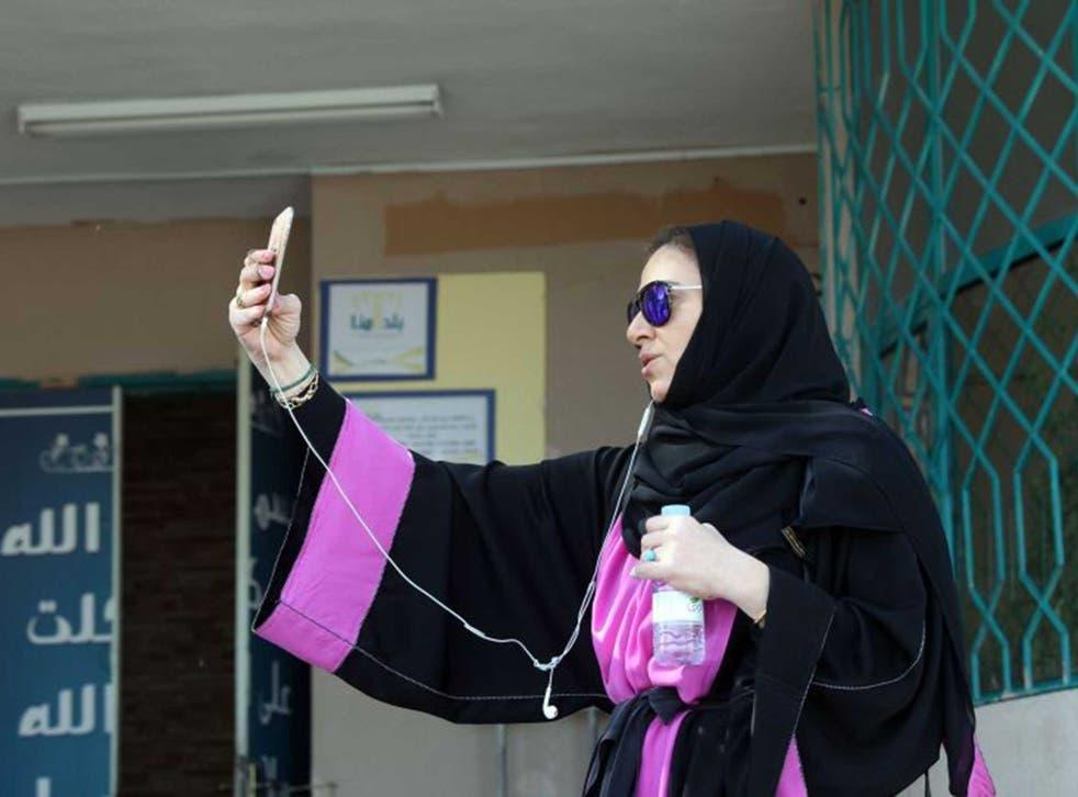 Saudi women's innovative use of social media has allowed them some freedom