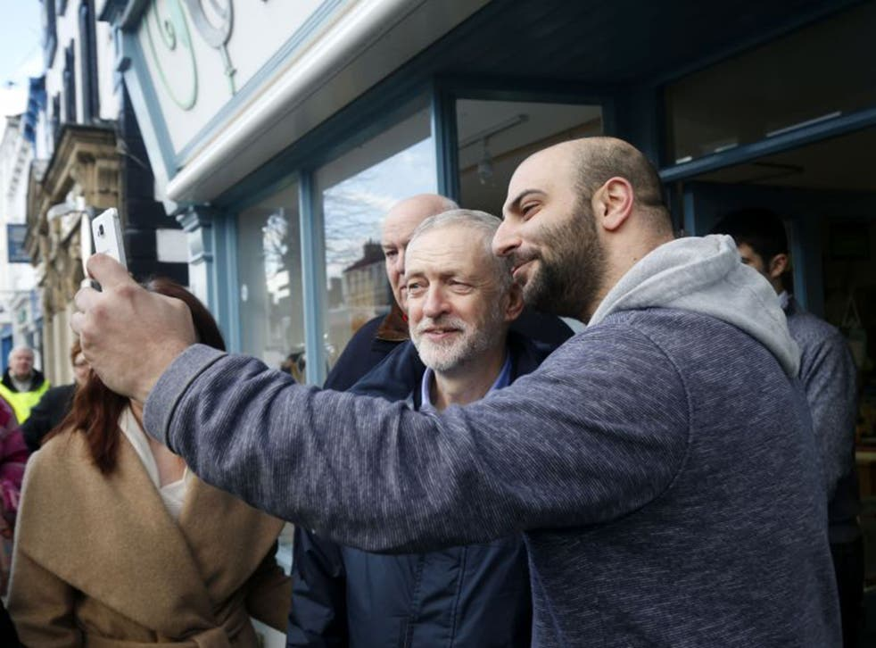 Cumbrians showed last week how much Jeremy Corbyn's style of leadership is appreciated by the public