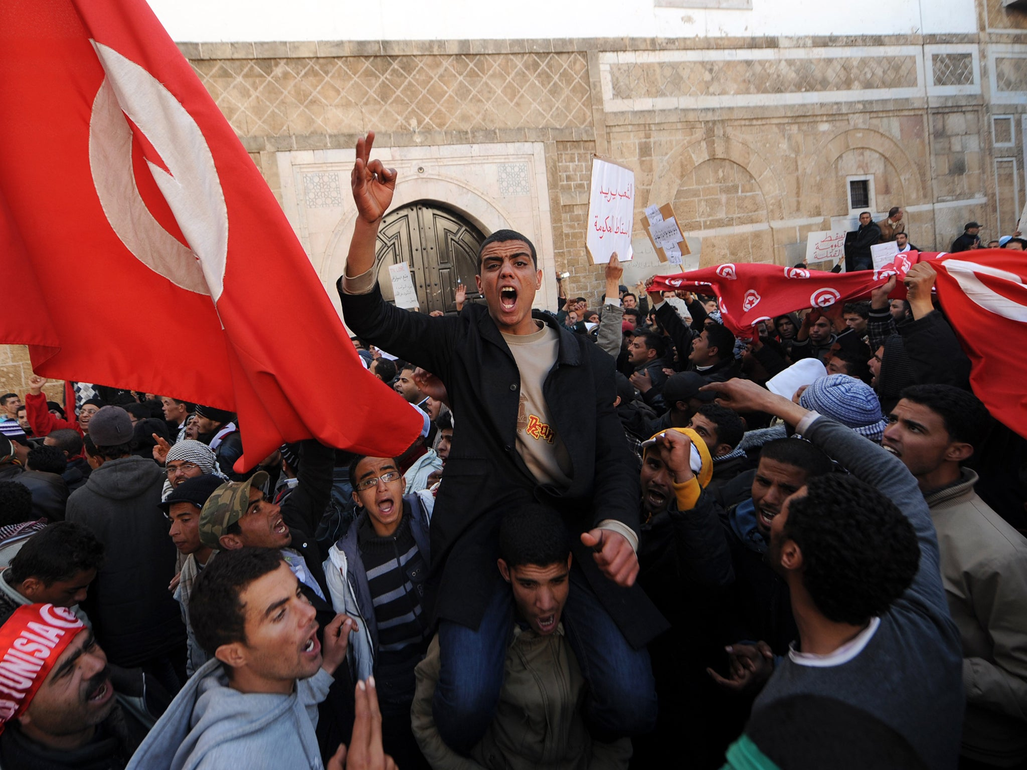 Arab Spring: How hope sparked in Tunisia five years ago ... Arab Spring Violence