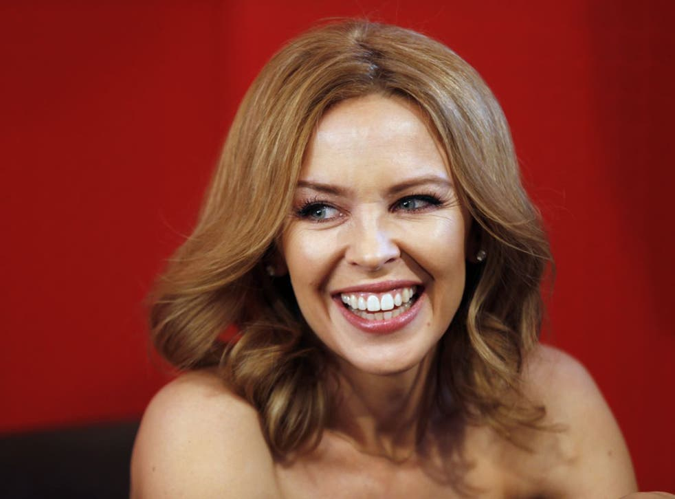 Kylie Minogue has amassed global record sales of 80 million
