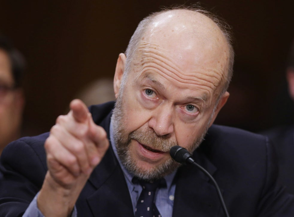 COP21: James Hansen, the father of climate change awareness, claims Paris  agreement is a 'fraud' | The Independent | The Independent