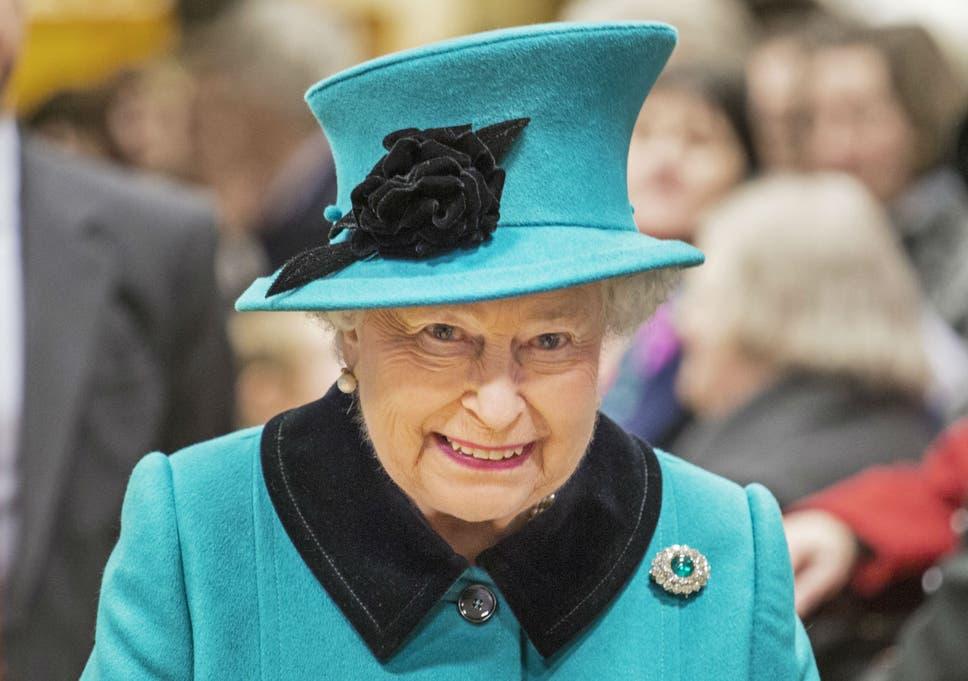 My How Time Flies Queen Elizabeth At 50 >> Queen Elizabeth Ii Sent Condolences To Grandson Of Man Who Wrote