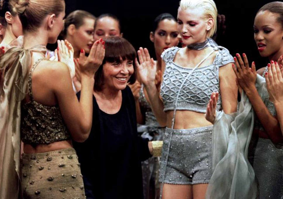 Mariuccia Mandelli Maverick Designer Who Shook Up The Fashion World With Clothes That Fulfilled Feminist Ideals The Independent