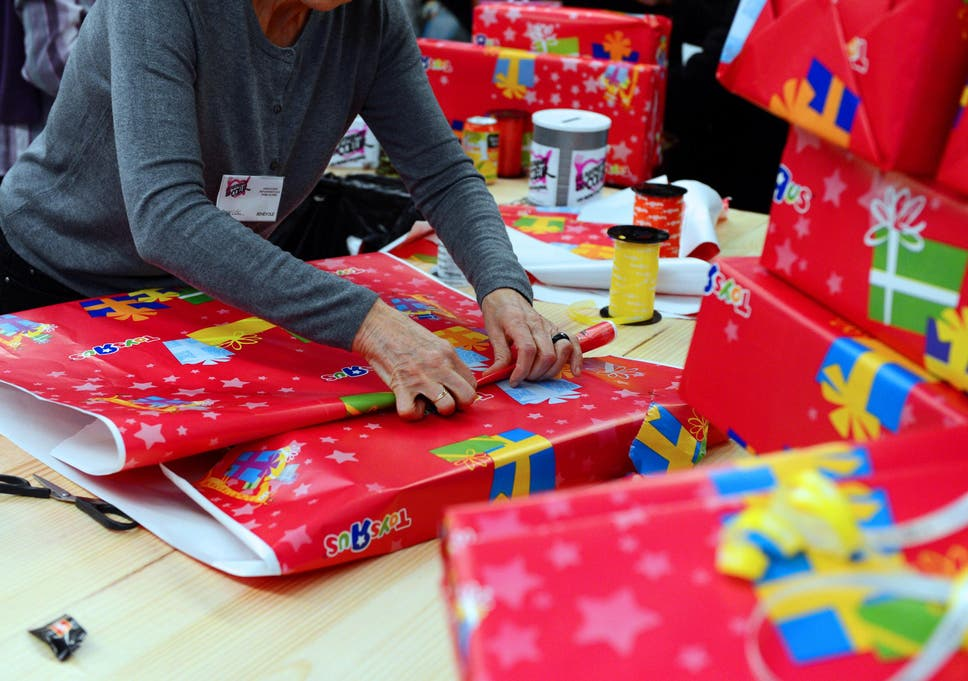 buying presents can be stressful but this latest research could make it much easier