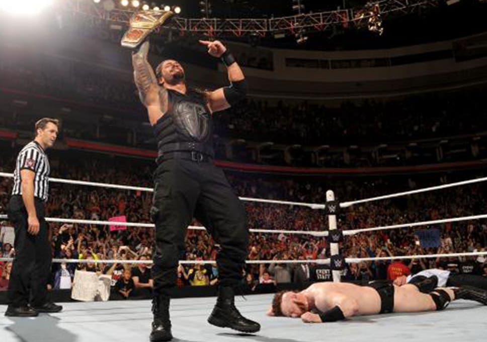 Wwe Raw Results Roman Reigns Wins Wwe Title From Sheamus A Day