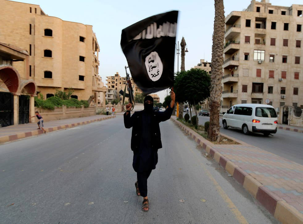An order from Isis leadership was photographed in Raqqa, the group's de-facto capital in Syria