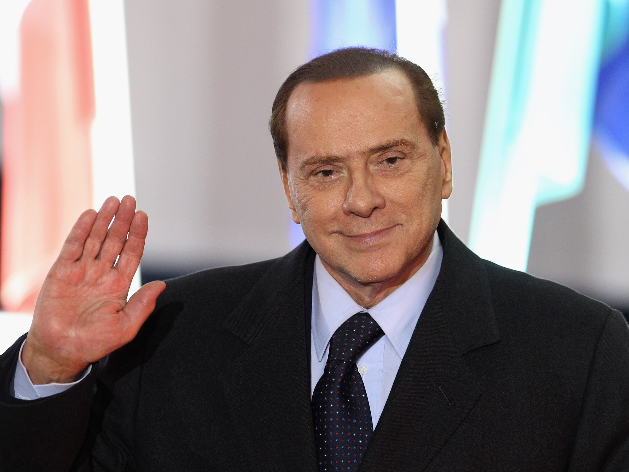 Silvio Berlusconi wants to marry a girl who is almost 50 years younger than him 25.09.2013 31