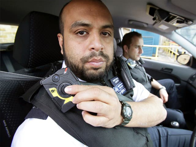 Scotland Yard plans to give every one of its officers a body-worn camera