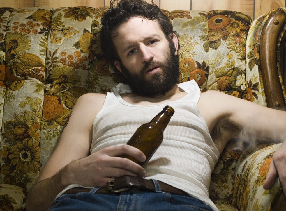 Lazy, rude and promiscuous: the young white British male