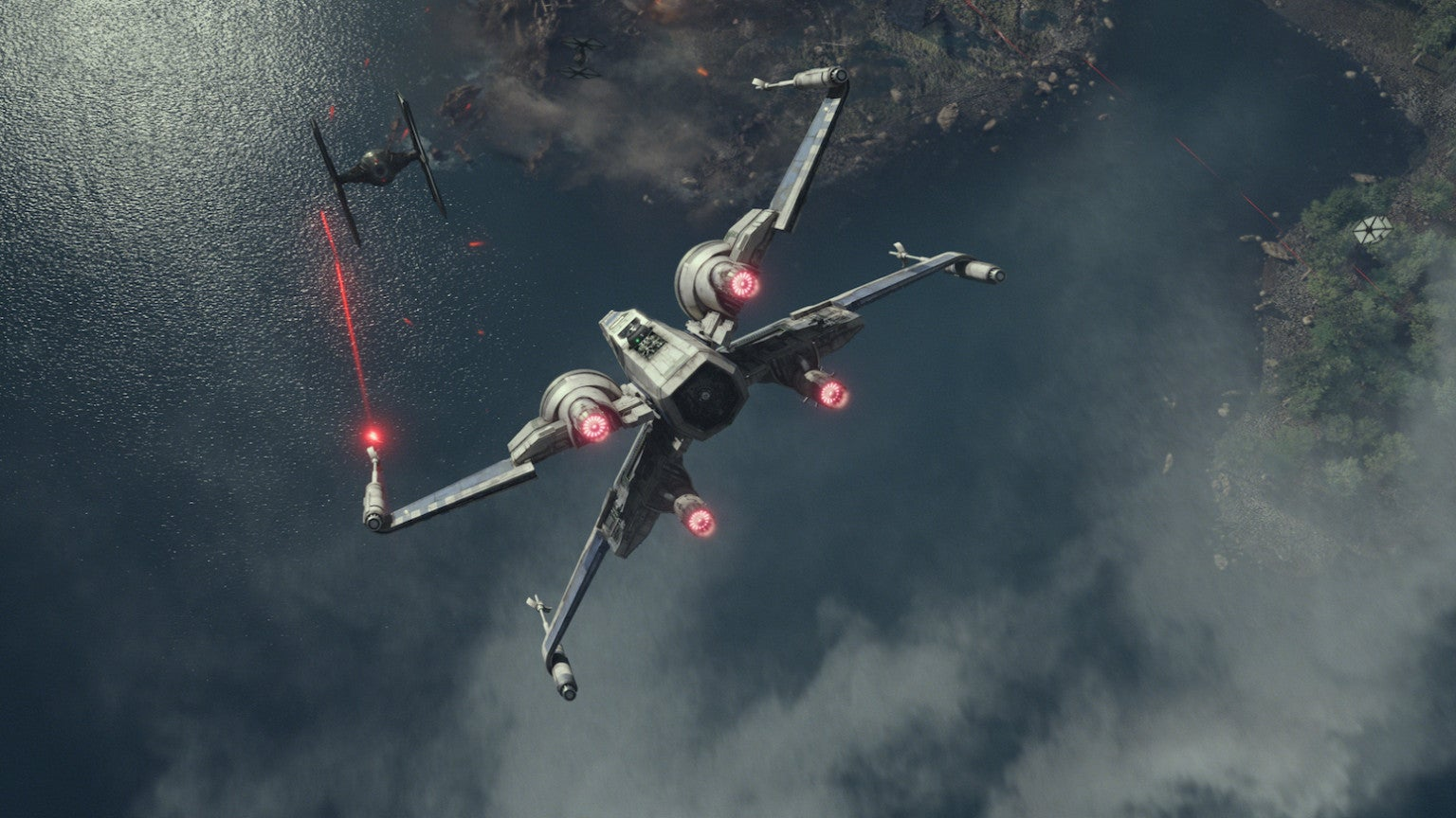 Star Wars Review: The Force Awakens Is The Sequel Youu0027re Looking For | The  Independent