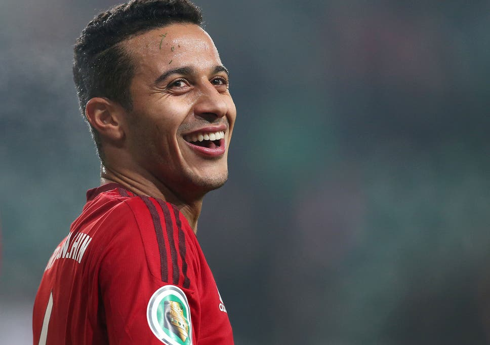 Thiago alcantara wife sexual dysfunction
