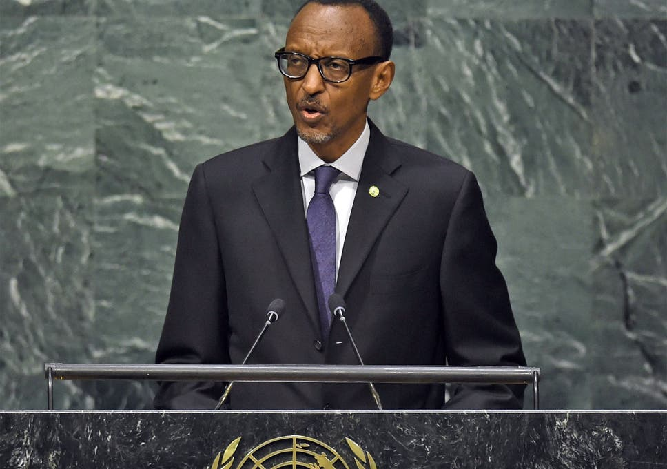 2d2e4d57132 Rwanda referendum: A President for life? Vote to decide whether term ...