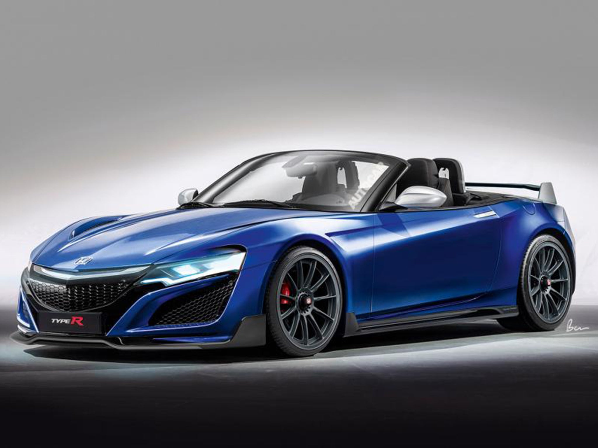 honda re joins sports car market with new s2000 the. Black Bedroom Furniture Sets. Home Design Ideas
