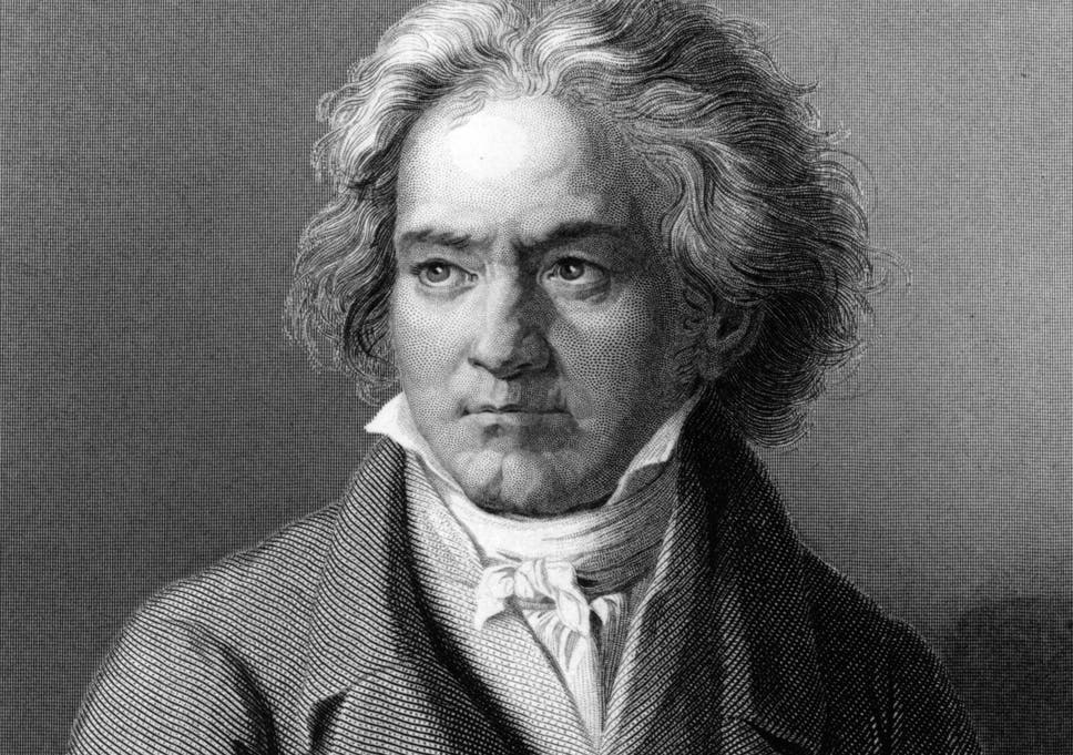 Hasil gambar untuk Ties of Hair that Make Beethoven Wrath will be auctioned