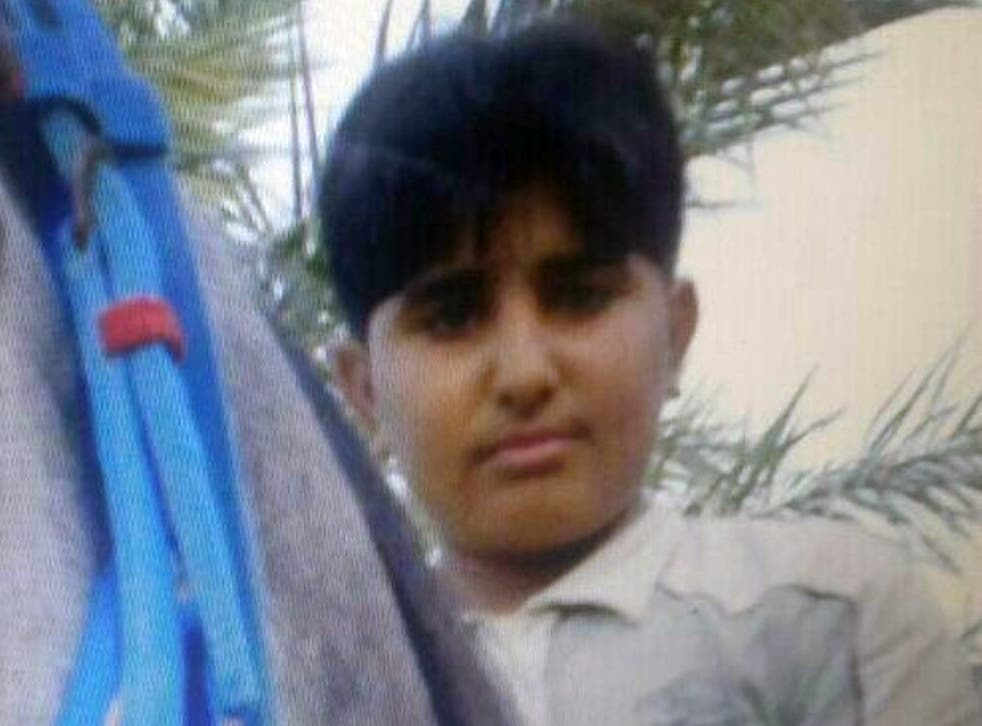 Abdullah's family say he was tortured and forced to sign a 'confession'