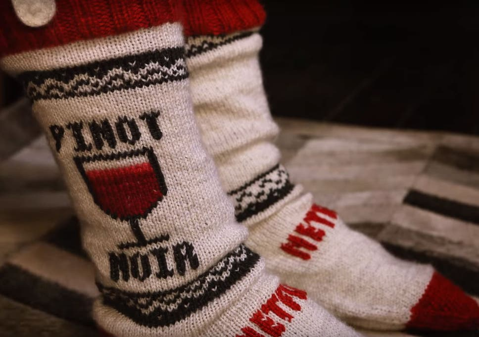 Netflix releases smart wooly 'Netflix Socks' that will pause