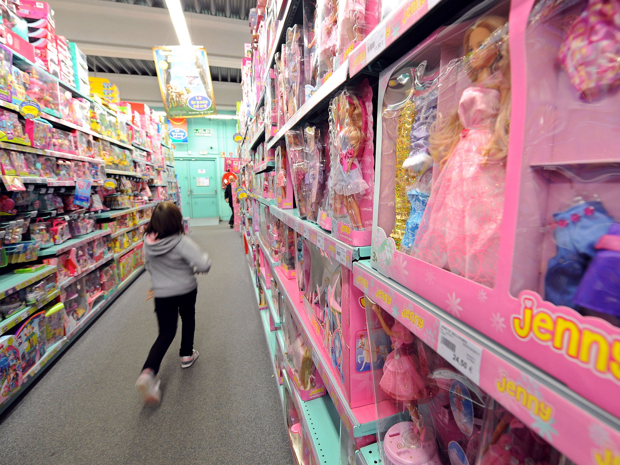 toys and gender Compared with 50 years ago, most toys are targeted to either boys or girls and are rife with gender-stereotypes, as is certainly the case with lego and has even been attributed to the success of these newer 'girly' lines.