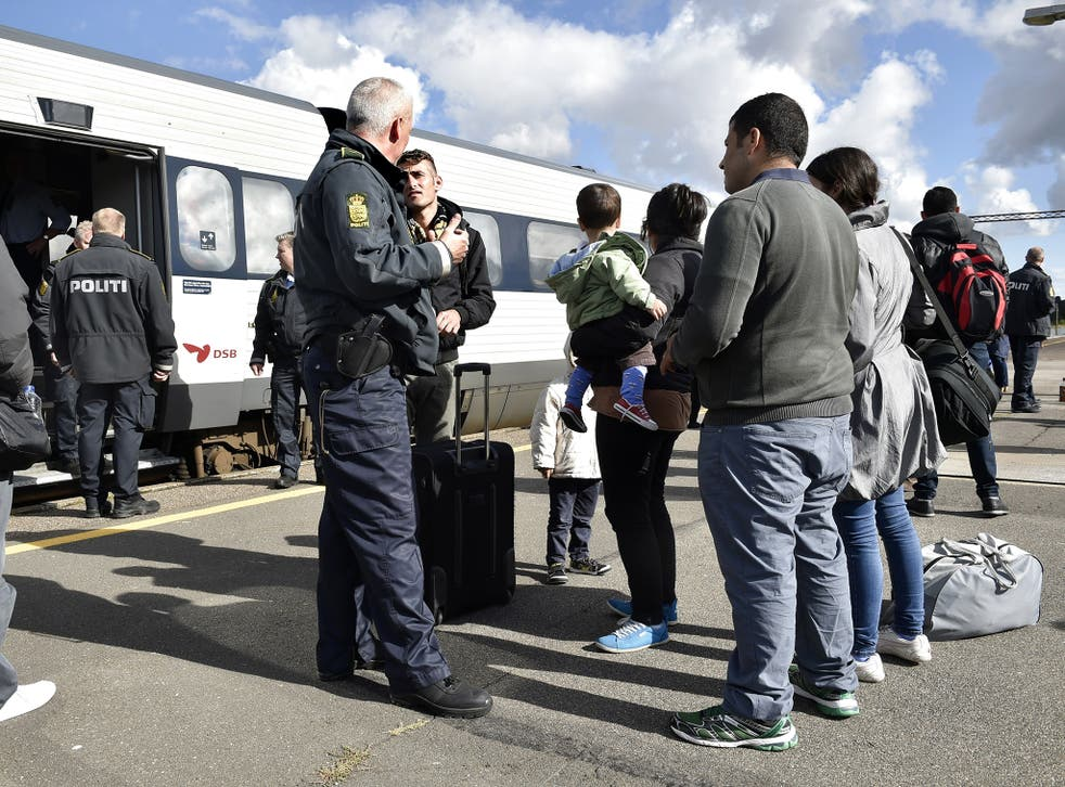 Critics say Denmark has tried to portray itself as a destination few refugees would want to go to