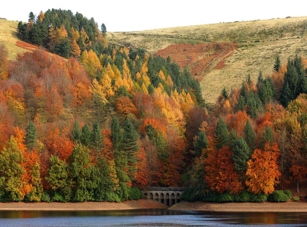 The Peak District is one of three national parks that could be affected by the decision
