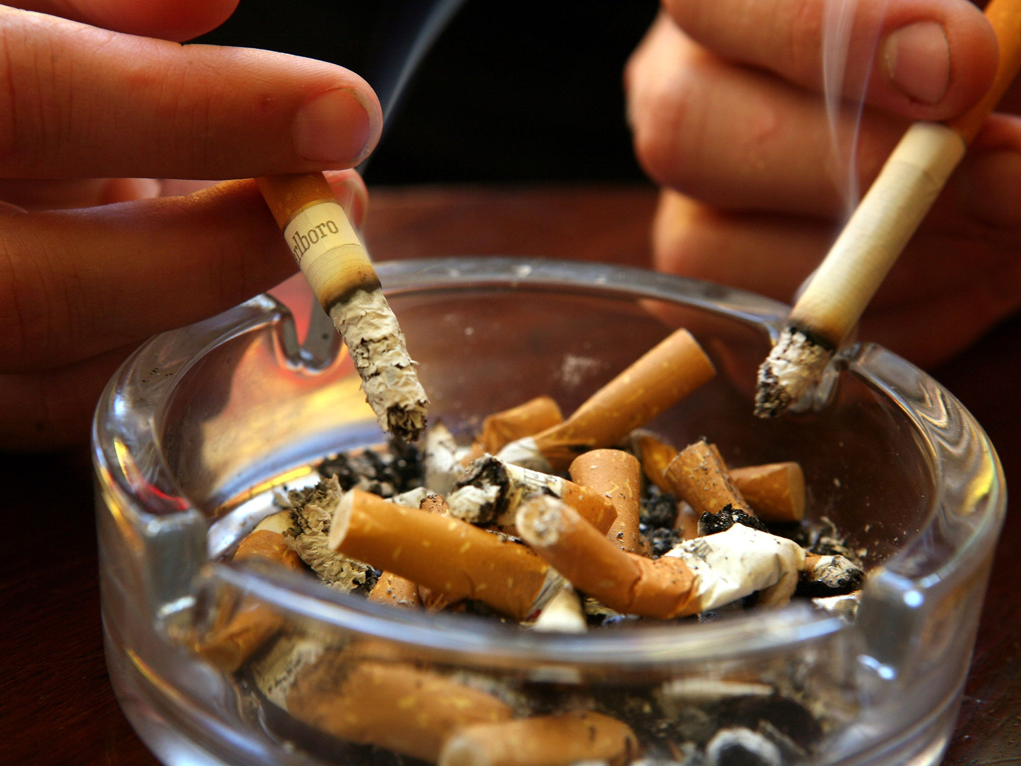 Lung cancer deaths 'set to double among those who have never smoked'