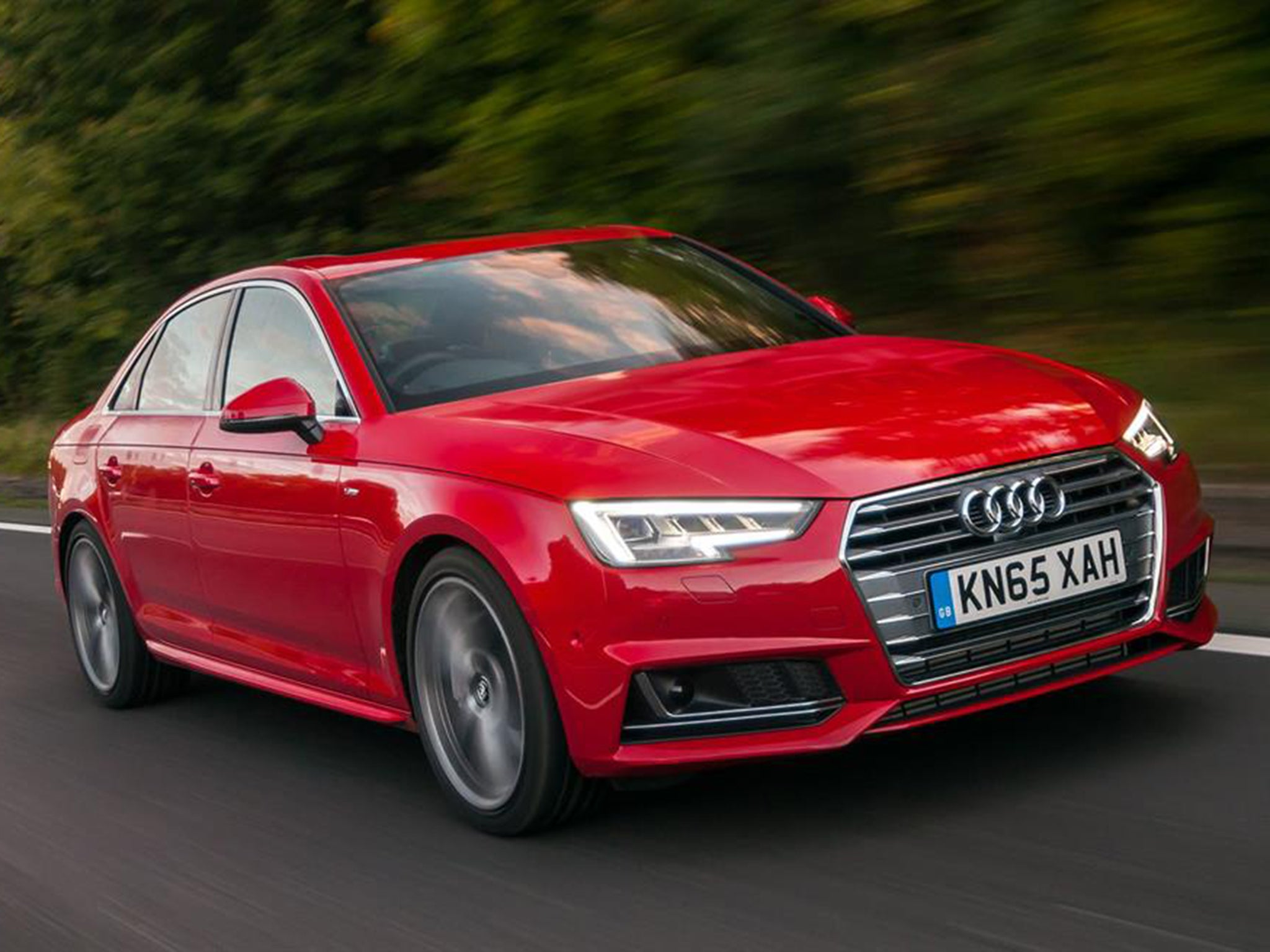 Annual what car ceremony crowns new audi a4 car of the year