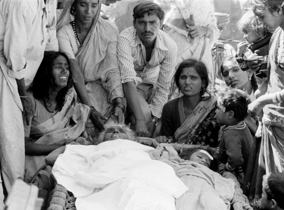 The explosion at the Union Carbide pesticide factory in Bhopal killed 8,000 within a week and injured tens of thousands living in the slums near the plant