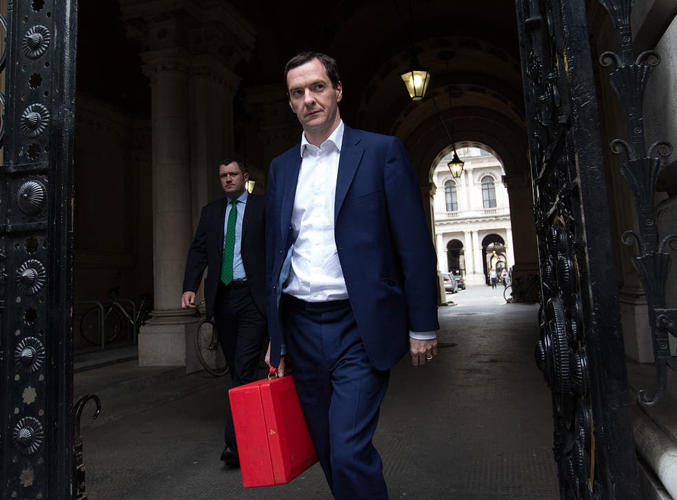George Osborne has stepped up his private meetings with representatives of the UK's big banks since the general election