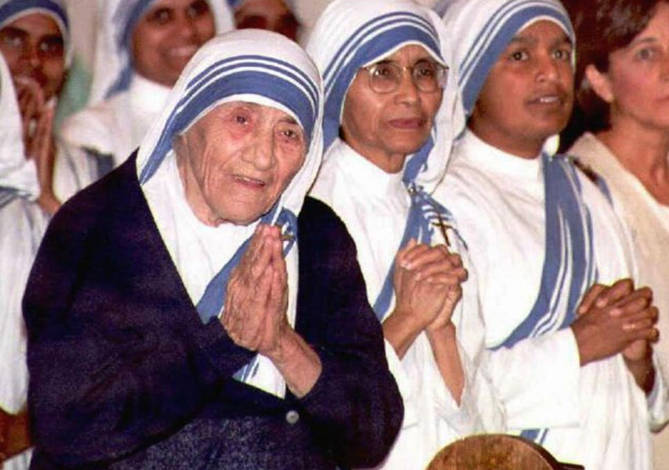 As Mother Teresa Is Canonised The Debate Remains About How Saintly