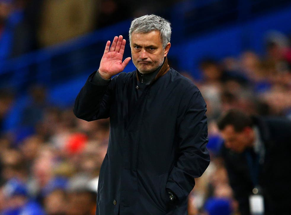 Jose Mourinho was sacked by Chelsea on Thursday afternoon