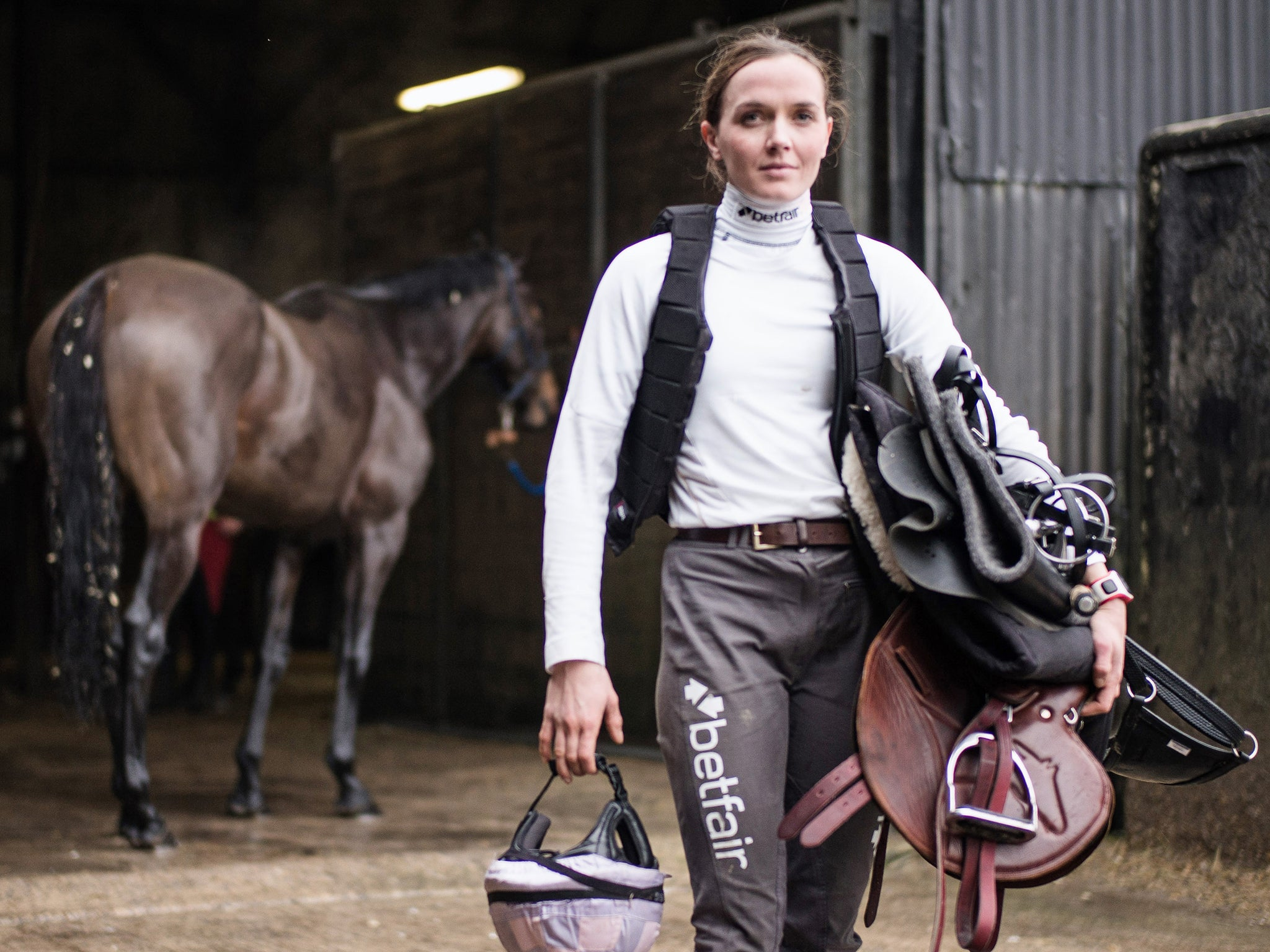 Victoria Pendleton Profile Olympian Who Made The Transition From Elite Cycling To Horse Riding The Independent The Independent