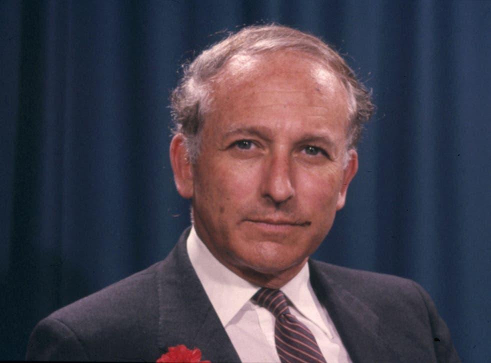 Greville Janner, 1986