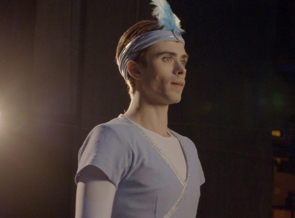 Break pointe: Artem Ovcharenko recreates Rudolf Nureyev's most famous performances