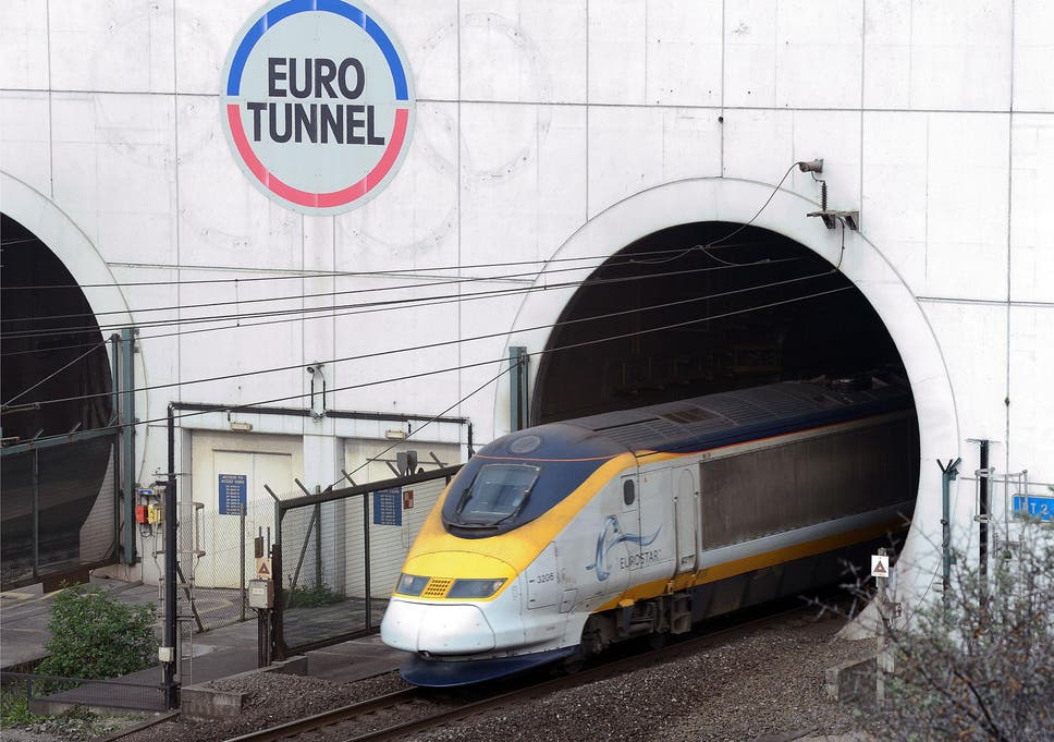 Refugee Electrocuted While Attempting To Climb On Eurostar Train